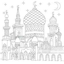Muslim Coloring Pages Printable Coloring Pages 1 Kids Coloring Pages