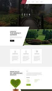 40 Best Gardening And Landscaping Website Templates FreshDesignweb New Garden Web Design Design