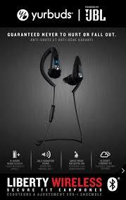 jbl yurbuds. yurbuds liberty wireless headphones\u2026 jbl