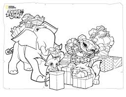 Small Picture Animal Jam Coloring Pages The Daily Explorer Animal jam party