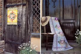 Country-cottage style: 9 tips for getting it with quilts (+ sale ... & Quilts from English Cottage Quilts Adamdwight.com