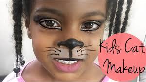 cat makeup for kids