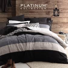 platinum duvet cover sets