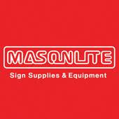 Masonlite Sign Supplies Equipment Dubai National Pink