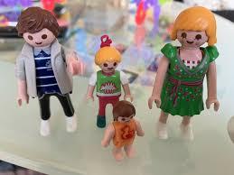 playmobil familie hauser neu ovp in