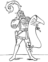 Middle Ages coloring page 16 middle ages coloring pages coloring pages on middle ages coloring pages