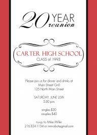 Class Reunion Invitation Template Invitation Card Reunion Purplemoonco 15