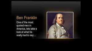 making and saving money ben franklin s way hubpages