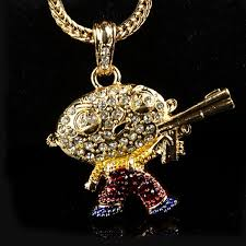 stewie hip hop chains 36 franco chains full crystal hip hop style nice gift