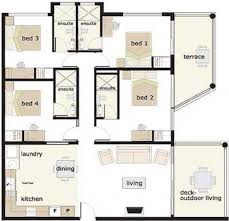 4 bedroom house designs double garage theatre rooms and house