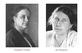 Image result for elisabeth vreede and ita wegman