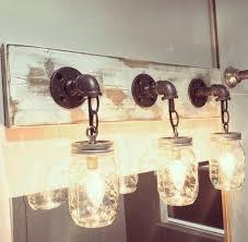 jar lighting fixtures. Good Looking Bell Jar Chandelier Gray Mason Lighting Fixtures In Cedar Bases Wooden Panel On