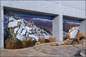 Jordan s Furniture Nashua graphic Exterior Mural Fall Winter