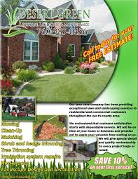 lawn care advertising templates lawn care advertising templates gallery template design ideas