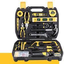Bộ dụng cụ sửa chữa đa năng 112 chi tiết Deli DL5965
