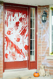 halloween gallery wall decor hallowen walljpg halloween decorations door bloody halloween decorations door halloween decorations door