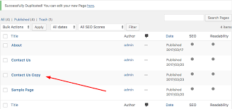 Copy Page How To Duplicate Wordpress Page Or Post With And Without Plugins