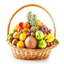 fruit basket. Brilliant Fruit Throughout Fruit Basket