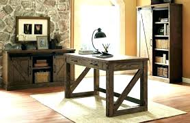rustic desk home office. Rustic Swivel Desk Chair Best Home Office Furniture Interesting Design Idea