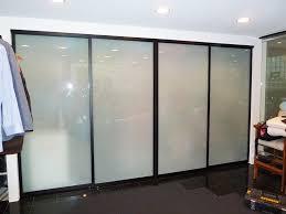 replacement sliding mirrored wardrobe doors door designs with replacing closet remodel 12