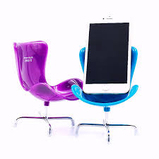iphone desk stand. sentinel 4 x mobile phone holder novelty chair desk stand iphone samsung assorted colours iphone