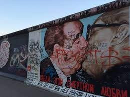 on famous berlin wall artists with east side gallery berlin wall and the passage of time