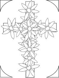 Crosses Coloring Pages Cross Coloring Pages Printable Celtic Crosses