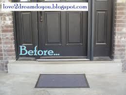 front door matLove2Dream Do You 4 Front Door Mat
