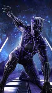 Black Panther Hd Wallpaper For Android ...
