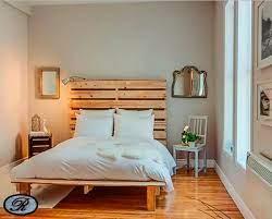 Conjunto de cama modular e cabeceira em ripas de pallets. Linda Cama De Pallets C Cabeceira No Elo7 Requinte Pallets 8c7a8f
