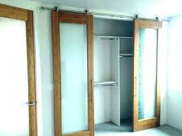bedroom closet sliding doors glass closet sliding doors bypass wood barn door closet sliding track hardware