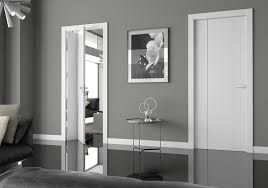modern white interior door. Similar To Traditional Contemporary Italian Doors In Miami, Our Interior Come Multiple Color And Textured Designs, Carve Lines, Modern White Door