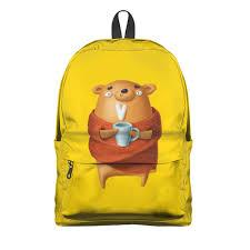 """Рюкзак <b>3D</b> """"Мишка"""" #2905715 от ZoZo - <b>Printio</b>"""
