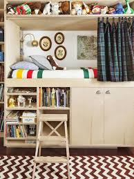 Kids Room: Beautiful Loft Alcove Beds For Kids - Alcove Beds