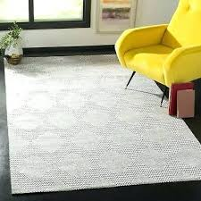 gray and cream area rug highland dunes burner hand woven dark gray cream area rug 5799