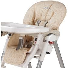 peg perego prima pappa diner seat cover savana beige