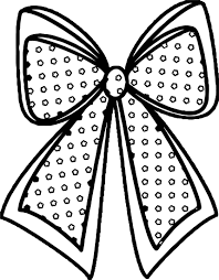 Small Picture Any Xmas Bow Coloring Page Wecoloringpage