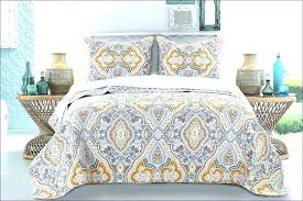 grey comforter decoration large size of bedspreads lemon and grey bedding yellow gray quilt sets