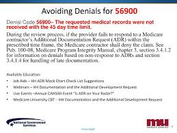 Medicare Chart Review Jobs Medical Review And Appeals Top Denials Ppt Download