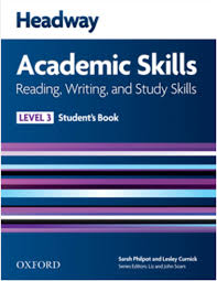esl textbook review teacher sherrie the road less travelled headway academic skills 3 aims to equip students in higher education a comprehensive range of academic skills ranging from vocabulary strategies to