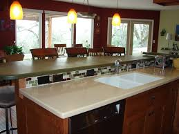 creative kitchen countertops counter design best affordable countertop samples what is the est granite layout alternative