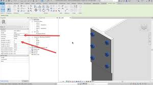 Site Designer Revit 2019 How To Add A Set Of Bolts In Revit Micrographics