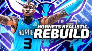 Charlotte Hornets Realistic Rebuild ...