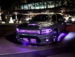 2012 Charger Halo Lights 2015 2020 Dodge Charger Color Chasing Halo Kit
