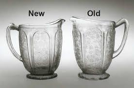 Depression Glass Patterns Extraordinary Cherry Blossom Depression Glass