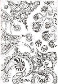 Coloring is a fun way to develop your creativity, your concentration and motor we have coloring pages for all ages, for all occasions and for all holidays. Free Printable Zentangle Coloring Pages For Adults
