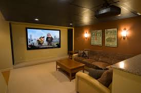 drop ceiling lighting ideas home theater contemporary with accent wall beige carpet beeyoutifullife com