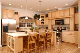 Maple Kitchen Furniture Maple Kitchen Cabinets Helpformycreditcom