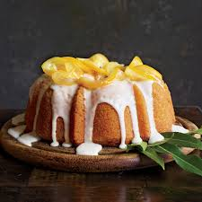 Meyer Lemon Yogurt Cake
