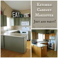Kitchen Cupboard Makeover Cook And Craft Me Crazy Kitchen Cabinet Makeover